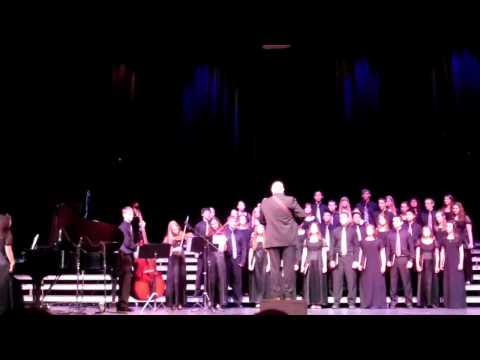 Central Christian School Choir.mov - 04/11/2011