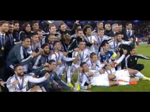 Real Madrid Gana Final Supercopa Contra El Sevilla