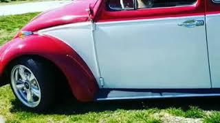 Vw bug ragtop 2110cc