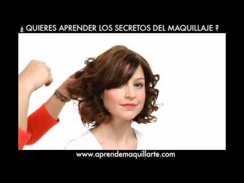 Peinados cortos para mujer - Peinados pelo corto paso a paso