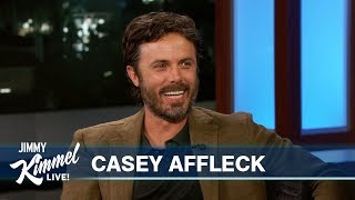 Casey Affleck is Bat-Man!