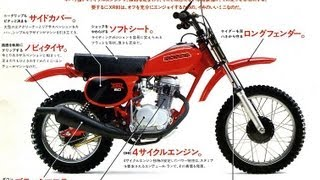 Honda Mini  XR