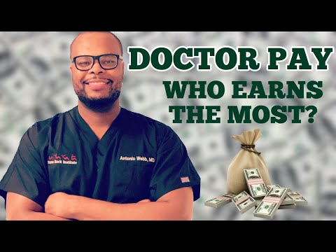 Who Earns the Most? | US vs International Doctors