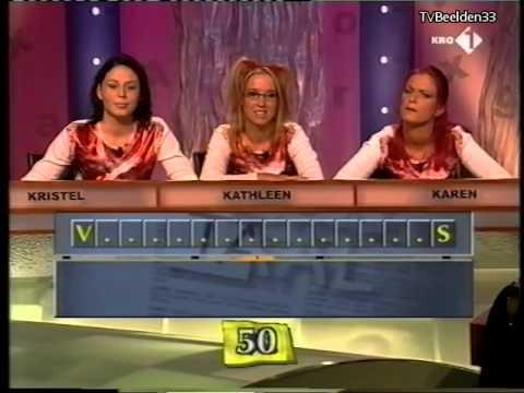 KRO - Tien voor Taal met K3! (07-03-2002)