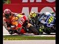 Best Of The Best Battle Moto GP   ROSSI VS MARQUEZ