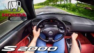 Honda S2000 POV Test Drive by AutoTopNL