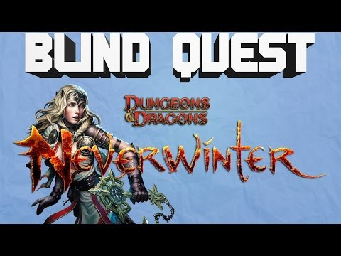 Blind Quest: Neverwinter ....Not Neverwinter Nights
