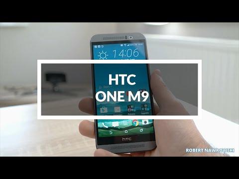 HTC One M9 Pierwsze wrażenia
