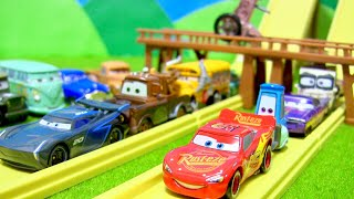 Disney Cars 3 Lightning · McQueen It is a competition which is fast! Lego drama kids movie