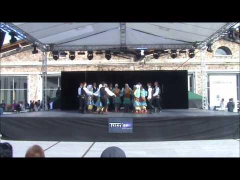 1. Uluslararası Ankara Dans Festivali - TROYA