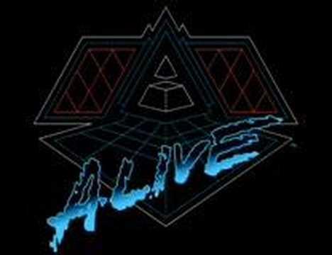 Robot Rock / Oh Yeah  (Intro) - Alive 2007 - Daft Punk