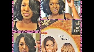 WIG REVIEW: IT'S A WIG | Remi Touch RT7