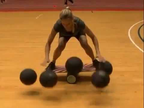 Cool basketball moves to learn