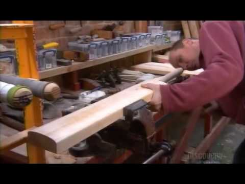 How Its Made - cricket bats