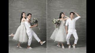 Toàn cảnh đám cưới và bộ ảnh cưới chất lừ của Trường Giang - Nhã Phương