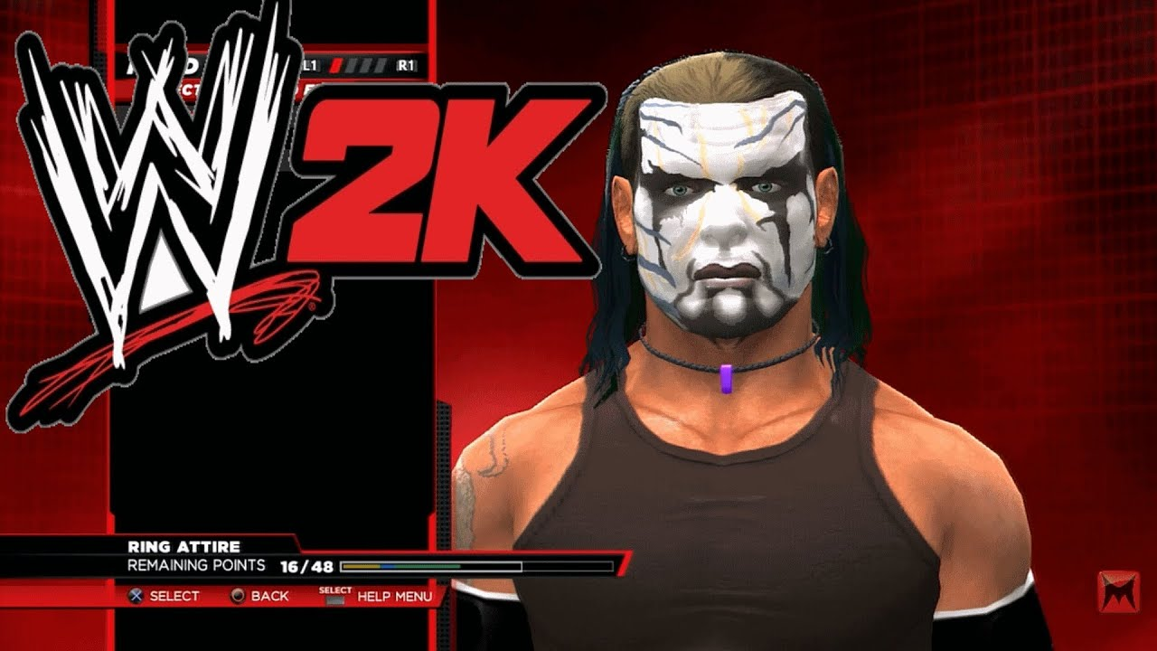 Jeff Hardy Wwe Games Wwe 2k14 Jeff Hardy How to