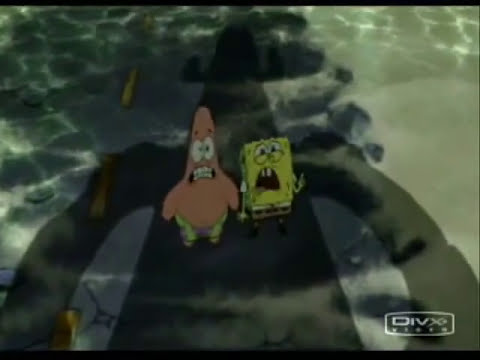 Goku vs Spongebob final fight