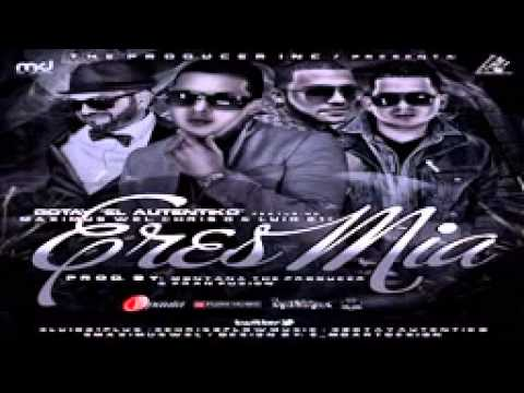 Eres Mia   Lui G 21 Plus Ft  Chris G Maximus Wel   Gotay Original...