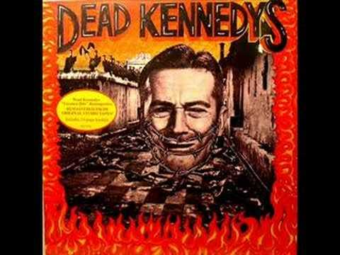 Dead Kennedys - Too Drunk Too Fuck