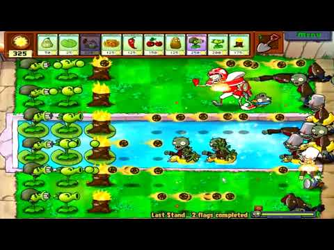 Plants Vs. Zombies Part 23: Hastega
