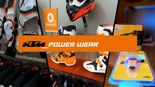 Kestrel KTM Powerwear