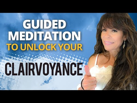 A Clairvoyance Meditation