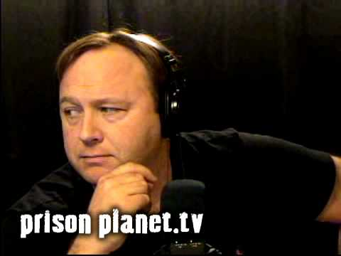 Alex Jones on Rahm Emanuel and the Israeli Administration 11-7-08