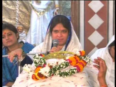 Sadhvi Purnima Ji Bhajans Mein To Apne Mohan Ki Pyari Sajan Mero Girdhari.... video