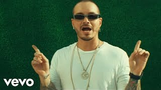 J. Balvin, Michael Brun - Positivo (Official Video)