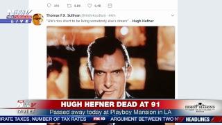 BREAKING: Hugh Hefner DEAD - Playboy Founder Dies at Age 91