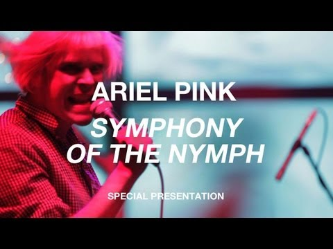 "Ariel Pink's Haunted Graffiti Perform ""Symphony of the Nymph"" - 1 of 4"