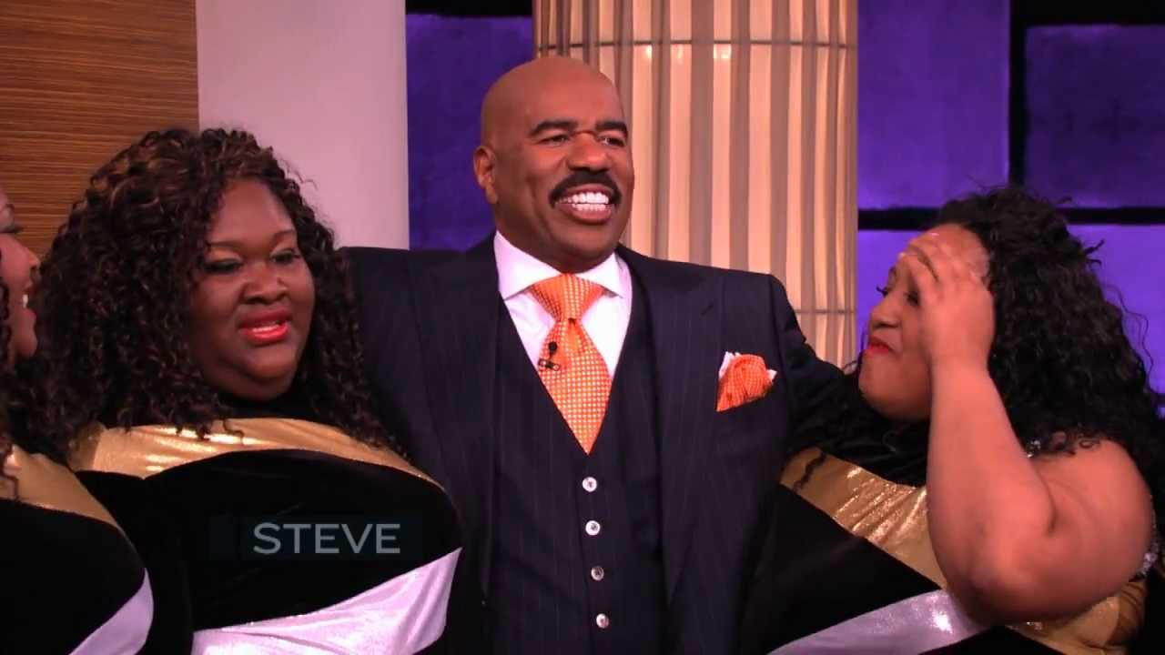 Steve Harvey's Brothers and Sisters