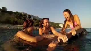 Лето, море, солнце, девочки