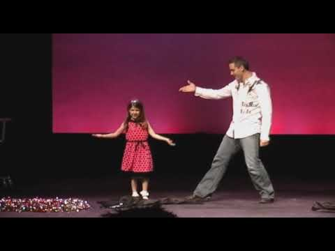 Quick Change - Mike Bliss & The World's Youngest Magicians!