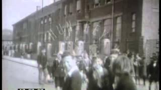 Knowle West Estate, Bristol, 1930s - Film 49498