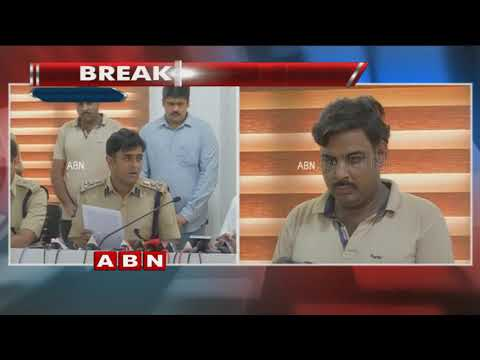Police Held Gold Thieves Gang In Vijayawada