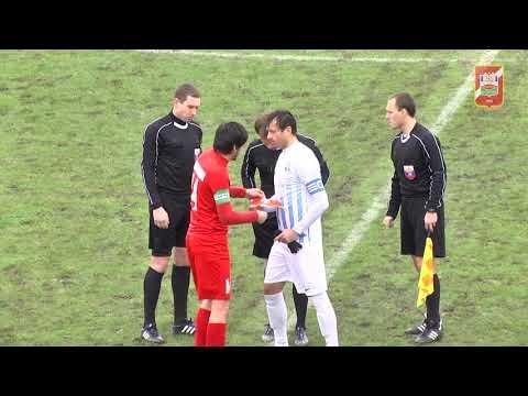 Спартак-Нальчик-Черноморец 2-1 (голы)