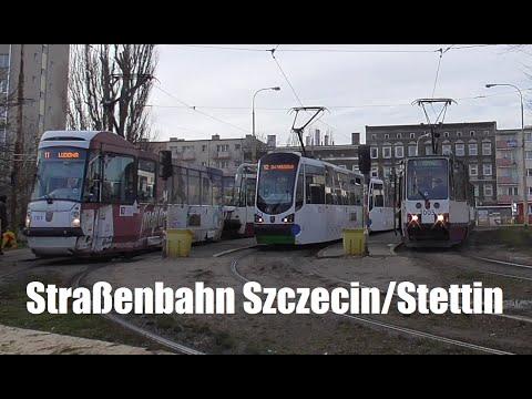 Straßenbahn Szczecin/Stettin 2015