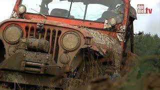Offroad Wochenende im Jeep CJ-7