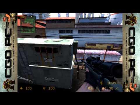Counter strike source (jugando con CGO-PC)