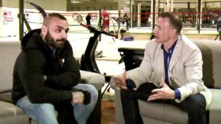MIX FIGHT EVENTS - ENTREVISTA DAVID TRALLERO