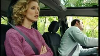 Un gars une fille - en voiture