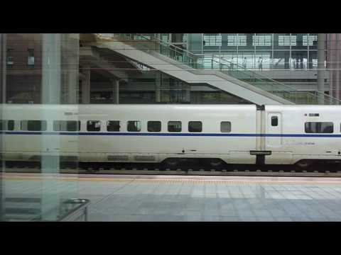 Fastest Train In The World: Riding China's New Bullet Train Between Guangzhou And Wuhan . video