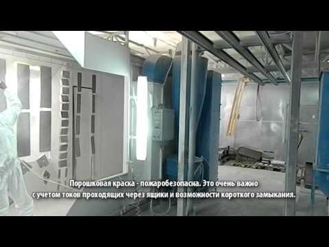 Заводы корпорации Триол. Часть вторая.