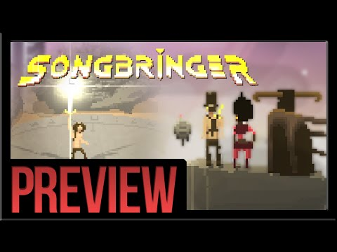 Songbringer Preview | Rye Reviews | Songbringer Gameplay