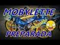 MOBY PREPARADA  75CC 2 PALHETAS - TEST DRIVE