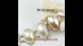 how to buy wholesale mother of pearl shell bracelets jewelry cheap fashion jewellery