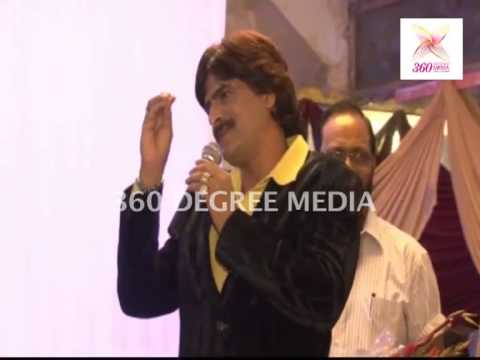 Comedian Ehsaan Qureshi Entertains With A Couplet From A Poem- Completion Party Of 'maut Ka Jungle' video