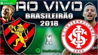 Sport 2x1 Internacional | Brasileirão 2018 | Parciais Cartola FC | 28ª Rodada | 05/10/2018