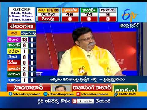 Telangana Election Results  | TRS leads show early trends